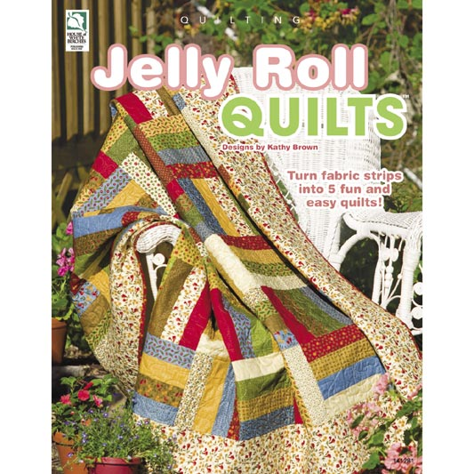 Jelly roll quilts cover