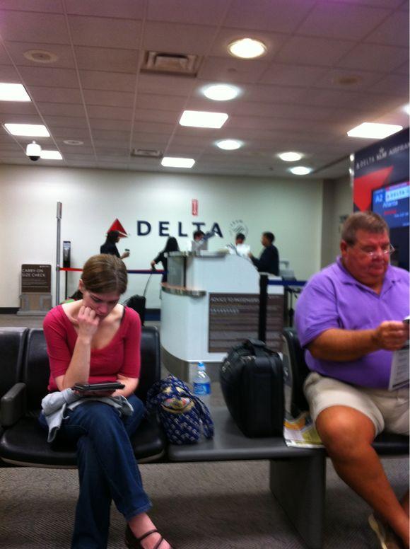 I'm leavin' on a jet plane .  .  .