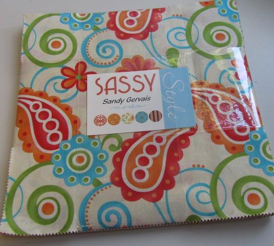 Sassy-fabric