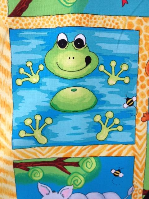 Froggie panel 2