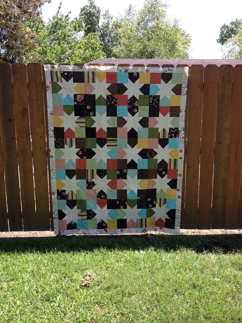 Mia free quilt