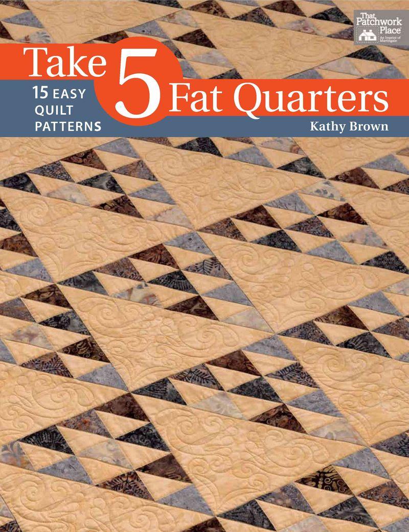 B1251_Take_5_Fat_Quarters_Cov1